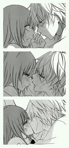 Namaikizakari // love this manga