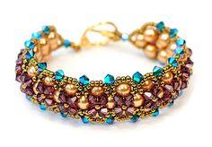 RAW Crystal Bracelet