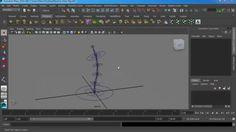 Maya: Creating An Advanced FK Spine
