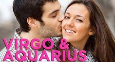 Virgo and Aquarius - Love friendship Compatibility Zodiac Signs