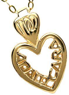 Check out our 'Mo Anam Cara' Pierced Gold Pendant Gold Pendant, Pendant Necklace, Claddagh, Celtic, Heart Ring, Jewelry Making, Pendants, Tattoos, Rings