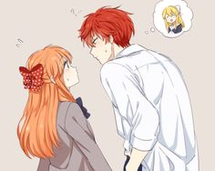 Image uploaded by Kihara. Find images and videos about anime, anime girl and gekkan shoujo nozaki-kun on We Heart It - the app to get lost in what you love.
