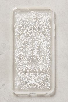 Etched Glass iPhone 6+ Case - anthropologie.com