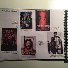 Voorbeelden van bestaande films: Western (1)