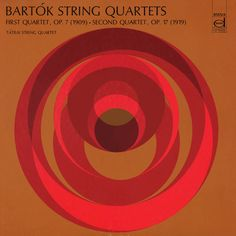 Project Thirty-Three: Bartók String Quartets (Dover)