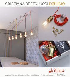 Kitlux por Cristiana Bertolucci
