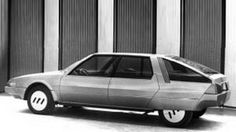 1980 Citroen BX Prototype #1980s