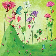 Fantasy Drawings, Fantasy Kunst, Fantasy Art, Art And Illustration, Art Fantaisiste, Art Mignon, Naive Art, Whimsical Art, Oeuvre D'art