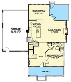 Fun Farmhouse With Options - 30071RT | 2nd Floor Master Suite, Bonus Room, CAD Available, Corner Lot, Country, Den-Office-Library-Study, Farmhouse, MBR Sitting Area, PDF, Photo Gallery | Architectural Designs