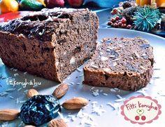 Fitti konyha: Fitti almás sütemény
