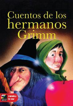 los cuentos de los hermanos Grimm en español.