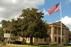 Columbia County Courthouse in my hometown of Magnolia, Ar.