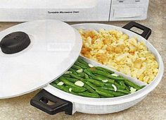 10 14 MICROWAVE VENTED 2SECTION CASSEROLE DISH *** You can get additional details at the affiliate link Amazon.com.