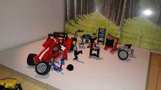 Custom Garage | My Garage diorama for the Super7 | Paul Diedrich | Flickr