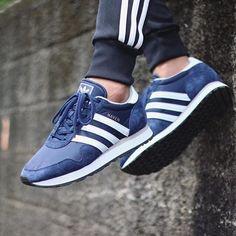 adidas Originals Haven  Blue Adidas Sneakers 6e5f47295