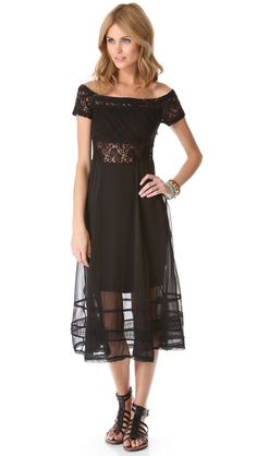Free People  Raven Dress  $228.00