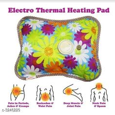 Electronic Utility Useful Home Electronic Accessories  *Material* Plastic  *Size * Free Size  *Connectivity* Wired  *Description* It Had 1 Piece Of Hot Water Bag  *Sizes Available* Free Size *   Catalog Rating: ★4 (238)  Catalog Name: Useful Home Electronic Accessories Vol 2 CatalogID_447737 C88-SC1265 Code: 012-3246229-