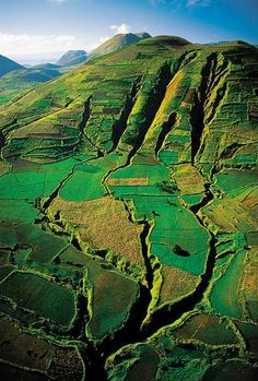 #Nature. Erosion, Madagascar | by Yann Arthus Bertrand