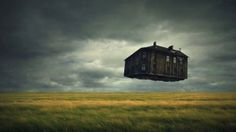 Still image remix: 'Boy in a field' by Shannon Elizabeth Hardwick with art by Michael Vincent Manalo. Based on a poem from 'The Poetry Store...