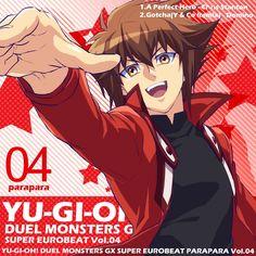 Yu-Gi-Oh GX  by Rokuro http://www.zerochan.net/Rokuro