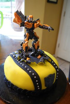 Third Birthday Party-TRANSFORMERS! | Oklahoma Homemaker