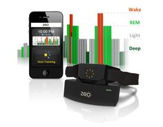 Zeo Sleep Manager Mobile iOS and Android