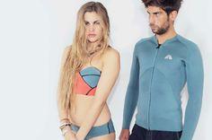 CETUS Biarritz - Maison Biarrote - Collection de combinaison de surf et bikini en néoprène