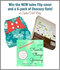 Love the octopus and anchor on this dipe...Flip cover and Flats Giveaway