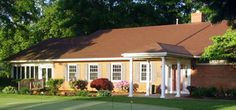 Moorestown Field Club Clubhouses, Mansions, House Styles, Outdoor Decor, Home Decor, Night Club City, Decoration Home, Manor Houses, Room Decor