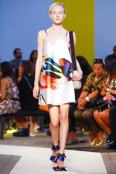#MSGM Ready To Wear Spring Summer 2015 Milan #MFW #SS15 @msgm_