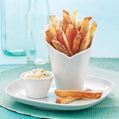 En étapes: réussir des frites croustillantes sans friture - En étapes - Cuisine et nutrition - Pratico Pratique