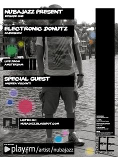 Electronic Donutz Radio Show !    #radio
