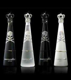 Mastermind skull water