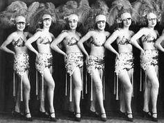 Weimar Berlin Cabaret Girls