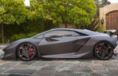 Lamborghini Sesto Elemento — Murdered-Out: 50 Menacing Matte Black Cars | Complex
