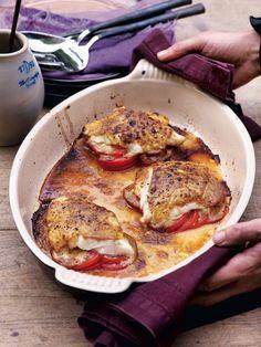 Kabeljauw met mosterd-sojasaus en tomaten - Pascale Naessens