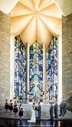 The Majestic Chapel Of Resurrection