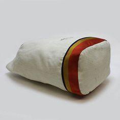 Authentic Hermes Cavalier Shoulder Bag Body Bag Canvas Beige 10066474
