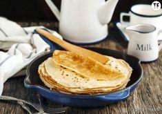 La recette de la pâte à crêpe facile À quelques semaines de la Chandeleur, on vous livre notre recette facile et rapide de la pâte à crêpe maison.