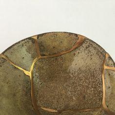 Kintsugi Teabowl Edo Period, 17th century Kintsugi, Mid Term, Edo Period, Japanese Ceramics, Tea Ceremony, Wabi Sabi, 17th Century, Asian Art, Japanese Art