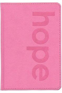 Pink Hope Journal – Celebrate Faith