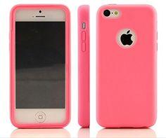 ShareWe Slim Gel Phone Case for iPhone 5C (Pink) ShareWe http://www.amazon.com/dp/B00XL0TW6Y/ref=cm_sw_r_pi_dp_yCZRvb0XGWDRP
