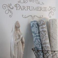 Schablon Parfumerie - Jeanne d'Arc Living
