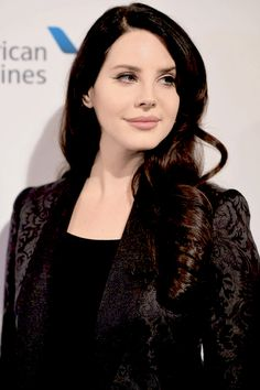 Look at this perfect angel! Lana Del Rey at Billboard's Women In Music event #LDR