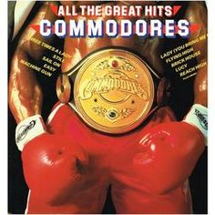 New Listing Started The Commodores: All the Greatest Hits (16 Track LP) £1.80