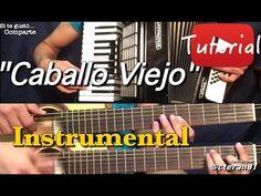 Caballo Viejo - Guitarra y Acordeon Tutorial/Cover - YouTube Guitar Tutorial, Music For You, Tech Companies, Youtube, Company Logo, Dance, Cuba, Videos, Amor