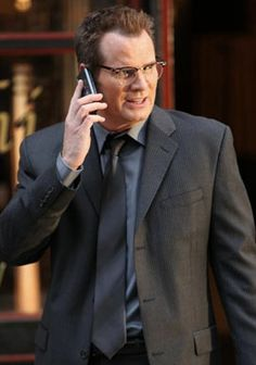 """Heroes - Season 4 - """"Orientation"""" - Jack Coleman as H.R.G."""