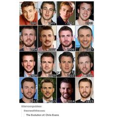 The Evolution of Chris Evans - Captain America so it counts ; Steve Rogers, Capitan America Chris Evans, Chris Evans Captain America, Banks, Robert Evans, Geek Stuff, Raining Men, Bucky Barnes, Chris Hemsworth