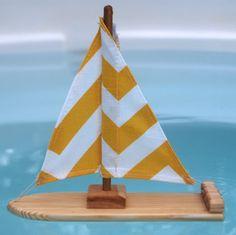 lovely wooden boat