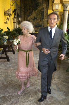 Duchess of Alba's Wedding in Seville